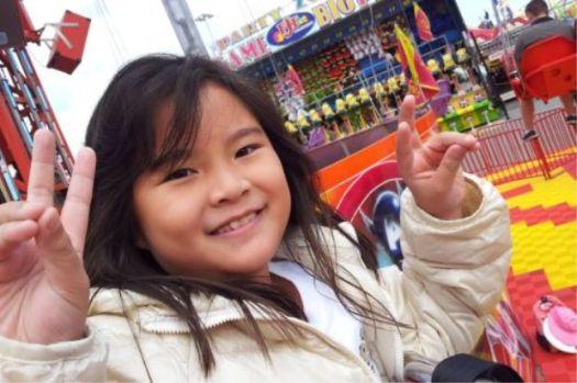 ด.ญ. Adeline Leong
