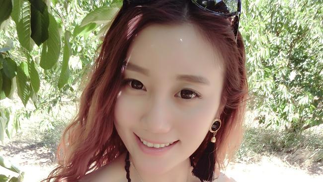 นาง Ting Fang เหยื่อฆ่าปาดคอ