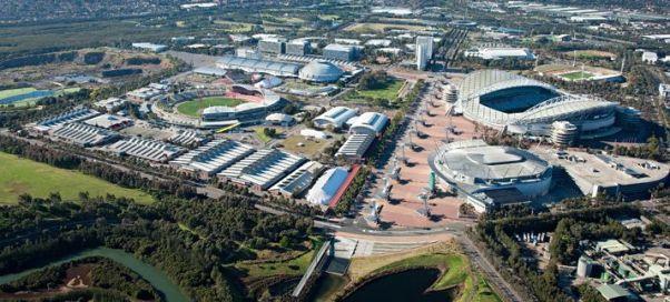สนามกีฬา Sydney Olympic Park ที่ถูกออกแบบให้เป็นมิตรกับธรรมชาติ