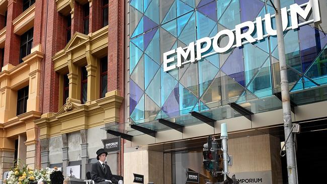 ห้าง Emporium เมลเบิร์น
