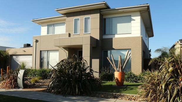 บ้านของนาย Gary Baron ที่ย่าน Lara เมือง Geelong รัฐวิกตอเรีย