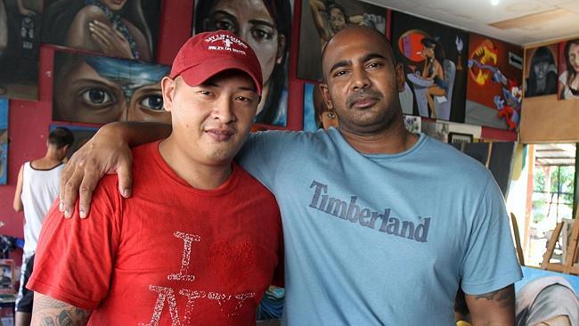 Andrew Chan และนาย 651-00 Myuran Sukumaran