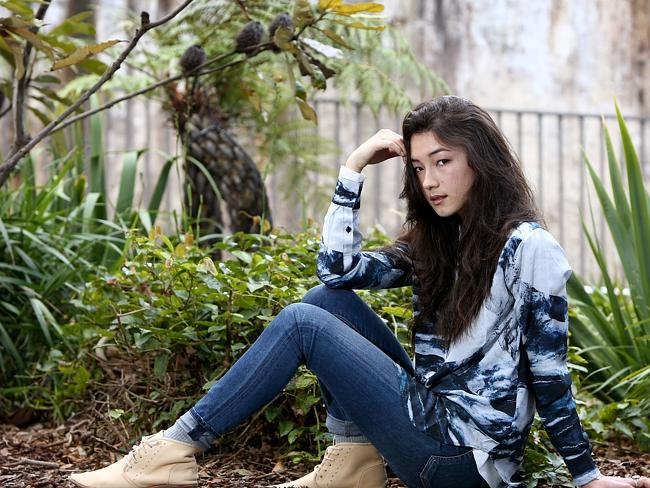Natasha Liu Bordizzo (ภาพชั่วคราวจากนสพ. the Telegraph)