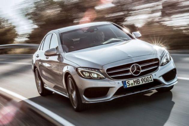 รถ Mercedes-Benz C-Class