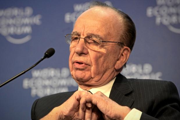นาย Rupert Murdoch ผู้สูญเสียสัญชาติออสเตรเลียหลังจากโอนสัญชาติเป็นชาวสหรัฐ