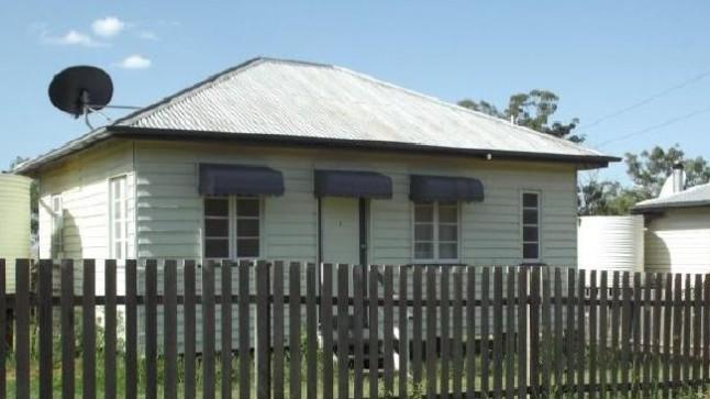บ้านหลังหนึ่งในจำนวน 16 หลัง : ภาพจาก news.com.au ไม่ทราบต้นฉบับ