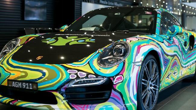 2016-06-03 Porsche 911ข