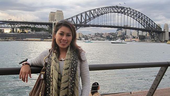 นาง Novy Chardon หายตัวไปอย่างลึกลับตั้งแต่เดือนกุมภาพันธ์ปี 2013 : ภาพจากสำนักข่าว AAP