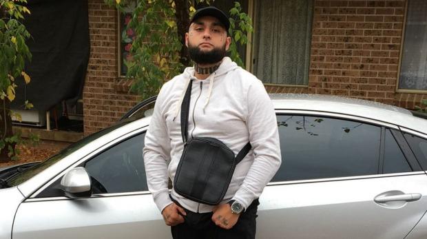 นาย Mustafa Kayirici ผู้ถูกตำรวจชับรถไล่ล่าก่อนถูกจับตัวได้ที่ย่าน Bondi : ภาพชั่วคราวจากนสพ. the SMH