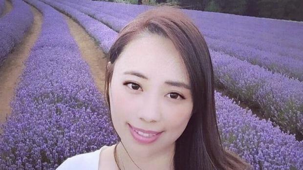 น.ส. Mengmei Leng หรือ  Michelle เยื่อผู้ถูกน้าเขยจอมขี้หึงแทงเสียชีวิต : ภาพจากเพสบุ๊ค