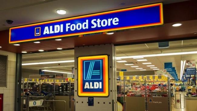 ห้าง Aldi : ภาพจาก Business Review Australia