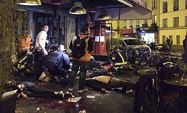 หตุการณ์ก่อการร้ายในกรุงปารีสเดือนพ.ย. 2015 : ไม่ทราบภาพต้นฉบับ