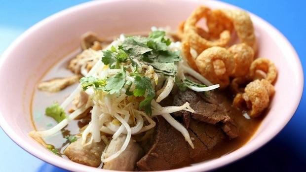 Boat noodles : ภาพจาก goodfood.com.au