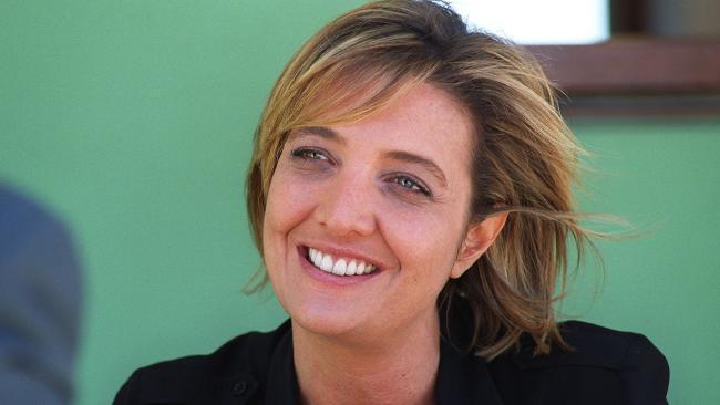 นาง Jackie Milijash : ภาพจากนสพ. the Australian