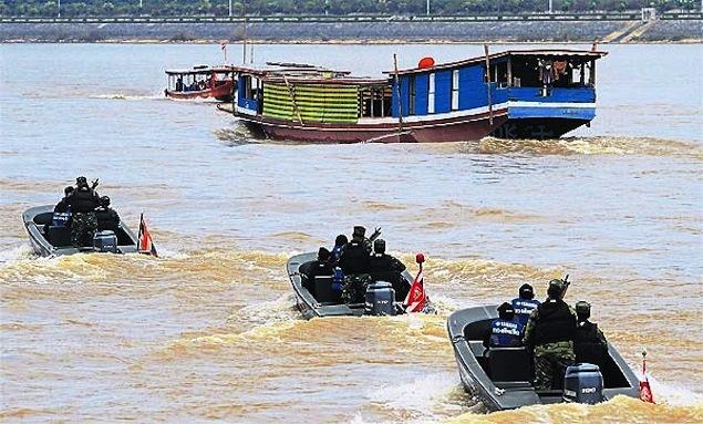 ปฏิบัติการร่วม SMJO : ภาพจาก chiangraitimes.com