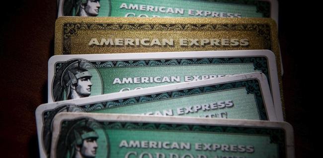 บัตร Amex : ภาพจาก maestrocc.com