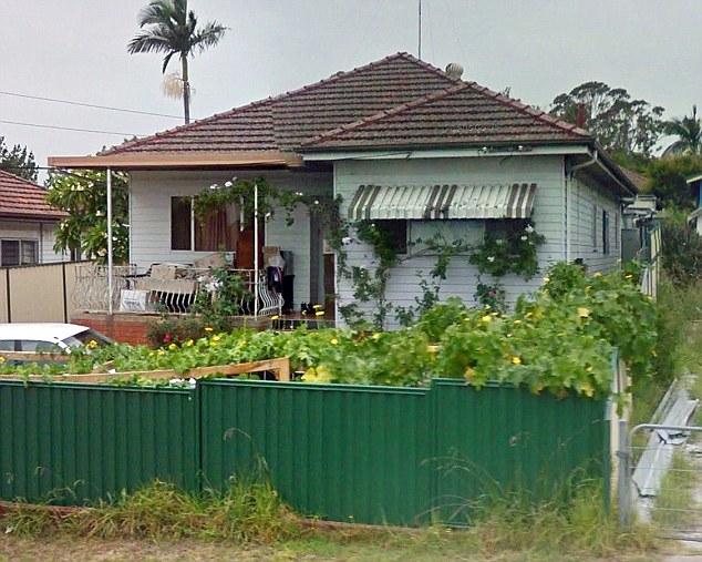 บ้านของนาย Joe Chen ที่นาย Rashadul Islam เช่าห้องและถูกกล่าวหาว่าได้พาน.ส. BB มากักขังที่บ้านหลังนี้เป็นเวลา 4 สัปดาห์ : ภาพจากนสพ. Daily Mail