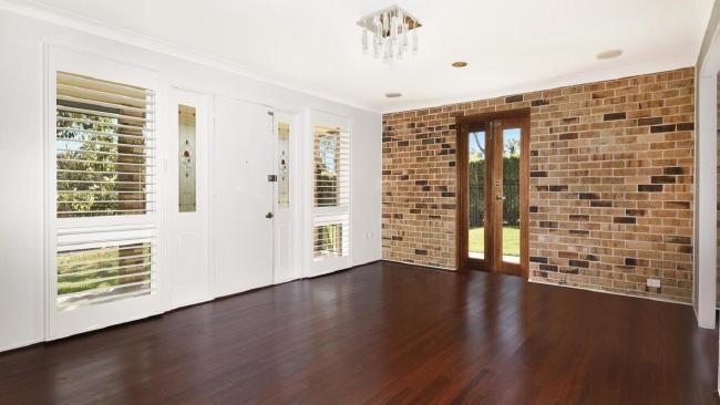 ภายในบ้านอยู่ในสภาพสะอาดใหม่เอี่ยมน่าอยู่อาศัย : ภาพประชาสัมพันธ์จากเอเยนซี่ McGrath