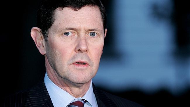นาย Kevin Andrews อดีตรัฐมนตรีการเข้าเมือง : ภาพจากนสพ. The SMH