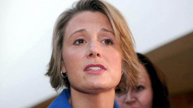 นาง Kristina Keneally อดีตนายกรัฐมนตรีรัฐน.ซ.ว. : ภาพจากนสพ. The SMH