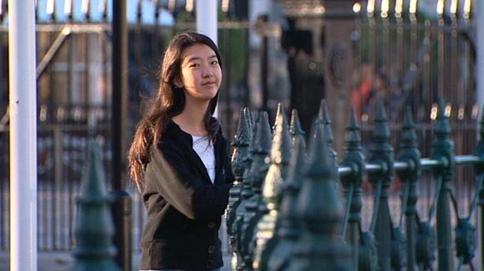 ภาพ น.ส.  Brenda Lin : ภาพจากนสพ. The Telegraph